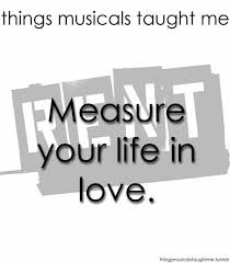 Rent Quotes Stunning Rent Quotes Best Life Lessons From Rent The Musical Rent Musical