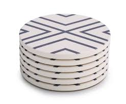 32 a fresh set of coasters to use asap so that their new mid century modern coffee table doesn t suffer from water rings post housewarming