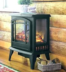 living room electric log heater for fireplace stylish electric log insert sku 14001 plow hearth