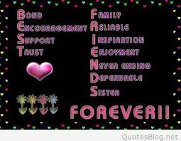 Quotes About Friendship Forever Gorgeous Awesome Messages About Best Friends Forever