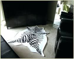 faux zebra skin rug faux zebra rug animal skin rugs interior design the of fake animal faux zebra skin rug