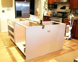 How To Build A Kitchen Island With Base Cabinets Old Base Cabinets