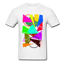 Doodle Shirt Design Colored Blend Graphic Tshirt Doodle Art Design Image T Shirt Men Bright Color Mens Fashion Summer Clothes Street Style Order T Shirts Quality T