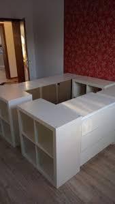 ikea storage bed hack. Half A Loft Bed Ikea Storage Hack H