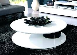 white modern coffee table beautiful round modern coffee table round coffee table decor round modern coffee