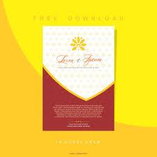 Corel Design Free Download Invitation Card Design Free Download In Corel Draw Cdr