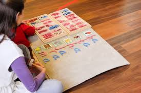 Video on skola english phonetics presentation to children to undertand the sounds of the english alphabets. Material Spotlight Montessori Moveable Alphabet From The Language Area