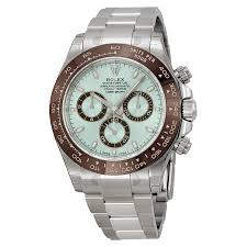 rolex cosmograph daytona ice blue dial platinum rolex oyster rolex cosmograph daytona ice blue dial platinum rolex oyster automatic men s watch 116506iblso