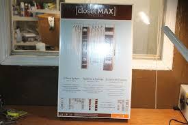 upc 061648601707 image for closet organizer shelf shelves shoe storage neatfreak closetmax system 3 piece