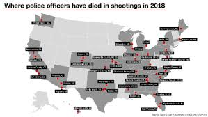 Nypd Lieutenant Salary Chart 2018 2018 Fallen Officers There Have Been 47 Officers Shot To
