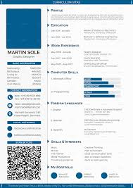 Clean Multipurpose Cv Template By Fabiocimo Graphicriver Modern