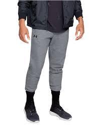 Under Armour Sweatpants Size Chart Mens Unstoppable Double Knit Joggers