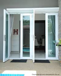 finest small sliding glass doors and a small kitchen connected visually using sliding glass doors