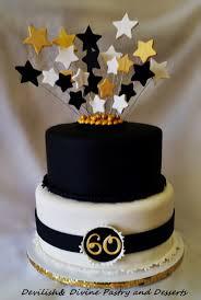 Wedding Anniversary Cake Ideas Copy 60th Birthday Cake