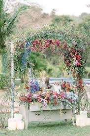 Casamento colorido na Fazenda Dona Inês   Lindsay e Wesler ...