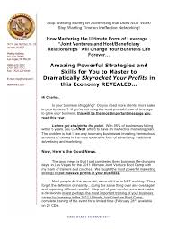 the ultimate joint venture boot camp cd sales letter 2 11 11 1 728 cb=