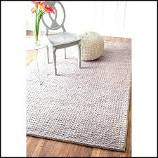 handmade braided cable white new wool rug admirable casual light nuloom moroccan trellis cas