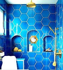 dark blue bathroom tiles. Beautiful Tiles Swinging Blue Floor Tile Bathroom Tiles Wall Decoration  Combination White  And Dark Blue Bathroom Tiles