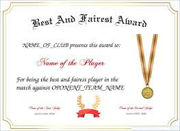 Football Certificate Template Delectable Participation Certificate Templates 48 Free Certificates Of Download