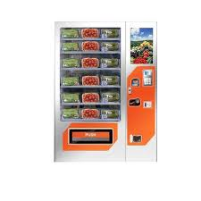 Custom Vending Machines Manufacturers Delectable Vegetable Vending Machine Customized Vegetable Vending Machine