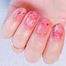 春ネイルといえば桜素敵な春を迎える桜ネイルデザインまとめ