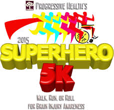 this year s progressive 5k team led by newcomer barbra venezia is competing in celebration of the accompli
