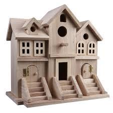 Birdhouse Brownstone Birdhouse By Artmindsar