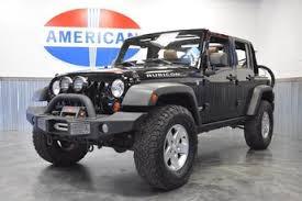 2012 jeep wrangler unlimited rubicon suv 4 door 4x4 automatic