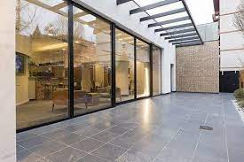 i replace my sliding glass door with