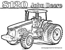 Small Picture John Deere Christmas Coloring Pages Coloring Pages