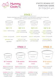 How To Start Weaning Guide For The 1st Year Mummy Cooks