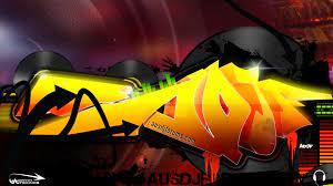 Free Cool Graffiti Wallpaper #6954366
