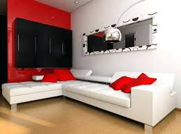 Decorating with red furniture Walls Red Room Decorating Red And Black Living Room Decorating Ideas Best Red Living Rooms Interior Design Red Room Decorating Onedropruleorg Red Room Decorating Living Room Red And White Decor Cream Accents