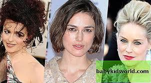 účesy Pro Oválnou Tvář Na Střední Srsti Módní účesy žen Beauty