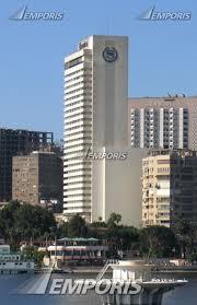 hyatt garden city. Sheraton Cairo Hotel Tower 1, View From The Grand Hyatt At Garden City -