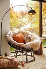 General: Blue Orange And Yellow Kids Reading Nook Furniture - Reading Space