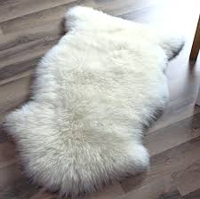 area rugs sheepskin how to make a faux fur rug ikea kids bedroom rugs black fur mat