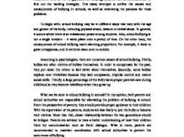 bullying essay introduction bullying essayhtml autos post argumentative essays on bullying persuasive essay topics
