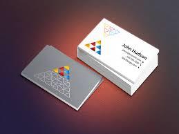 55 Best Psd Business Card Templates Designbump