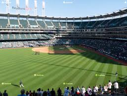 Progressive Field Section 182 Seat Views Seatgeek