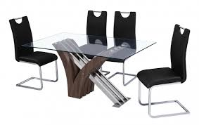 glass dining sets  cheap home furniture