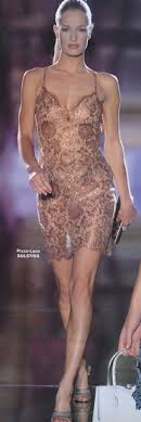 Karen Mulder Versace. 1995 96 Vintage Fashion Pinterest Versace