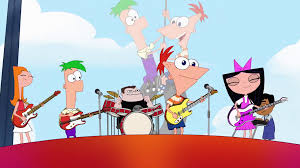 YouTube GamingPhineas And Ferb Backyard Beach Lyrics