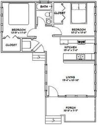 Small Picture 14 x 40 floor plans with loft Floor Plan tiny house ideas