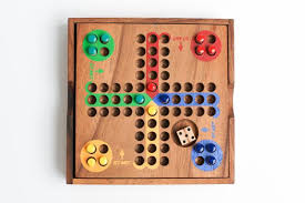 Wooden Ludo Board Game Ludo Wooden Game Solve It Think Out of the Box 93
