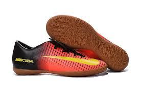 nike shoes 2016 football. latest 2016 nike ic indoor football shoes mercurical victory vi orange yellow black nike f