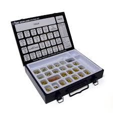 Lab Brand Metal Schlage Rekeying Kit Lab Pins