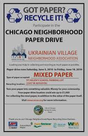 paper flyer got paper uvna chicago