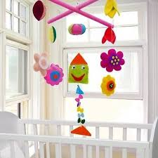 How to Make a Homemade Baby Mobile