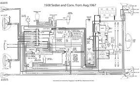 wiring diagram for 1969 vw beetle 1969 Vw Bug Wiring Diagram Electric Schematic for 1969 VW Bug